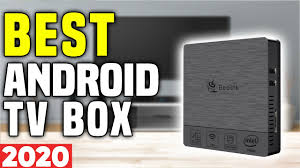 best android box 2020